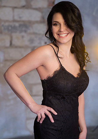 Date the woman of your dreams: beautiful Russian lady Valeriya from Odessa
